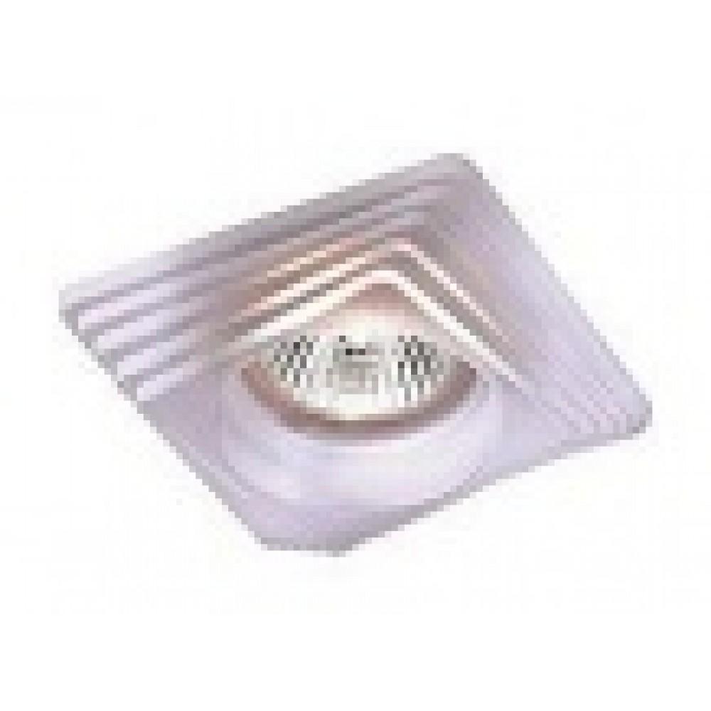 Встраиваемый светильник Novotech Glass 369126