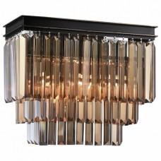 Накладной светильник Newport 31100 31102/A black+gold