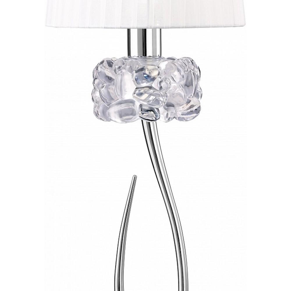 Настольная лампа декоративная Mantra Loewe 4636