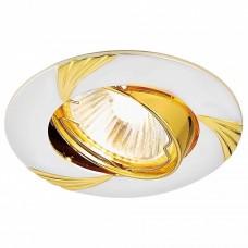 Встраиваемый светильник Ambrella Classic 633 633 PS/G