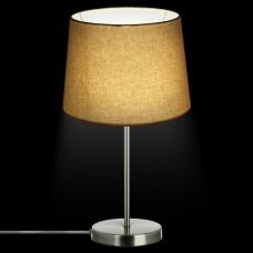 Настольная лампа декоративная 33 идеи NI_T002 TLL.202.01.01.NI+CО1.T002