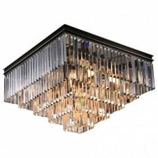 Накладной светильник Newport 31100 31112/PL black+gold