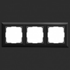 Рамка на 3 поста Werkel WL14 WL14-Frame-03 (Черный)