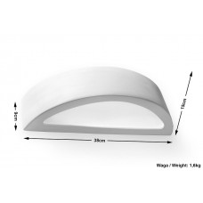 Накладной светильник Sollux Atena SL.0001