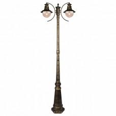 Фонарный столб Arte Lamp Amsterdam A1523PA-2BN