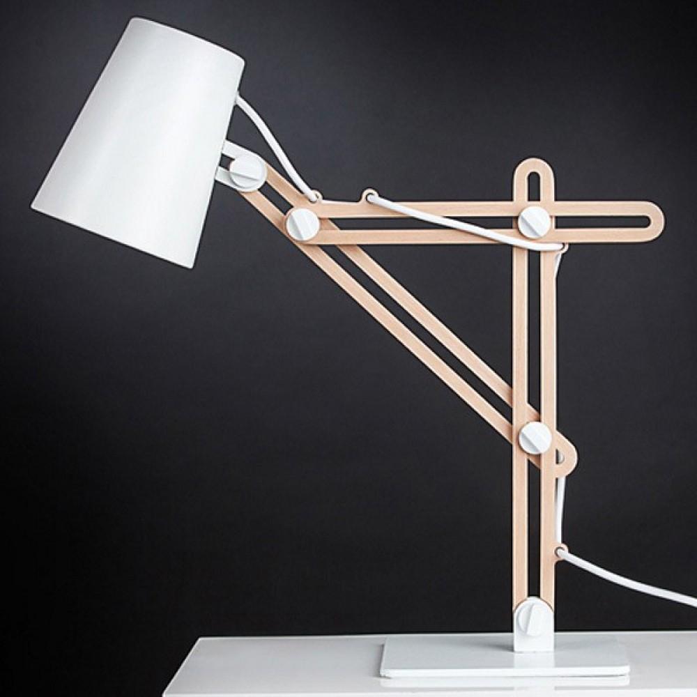 Настольная лампа офисная Mantra Looker 3615