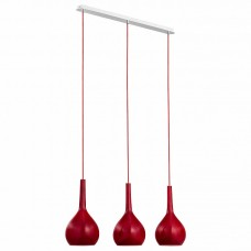 Подвесной светильник Alfa Vetro Red 20513