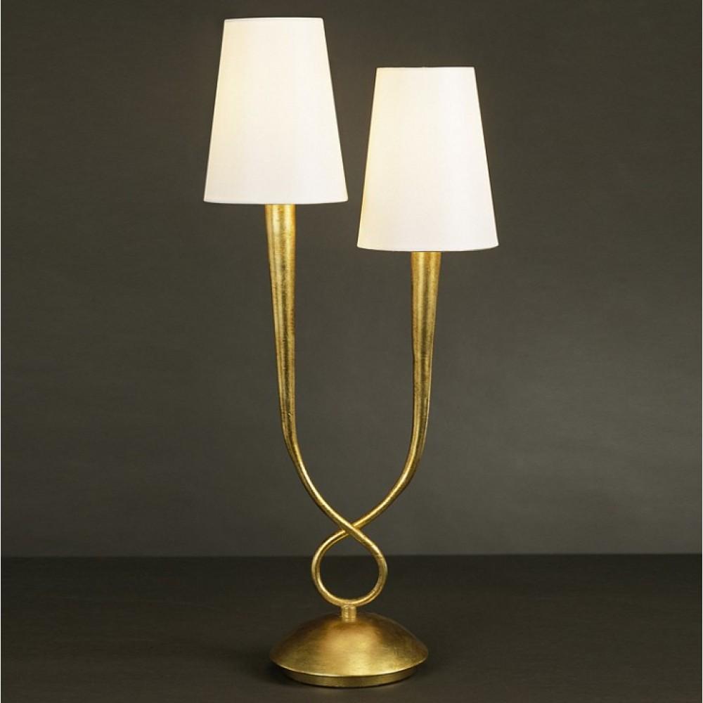 Настольная лампа декоративная Mantra Paola 3546