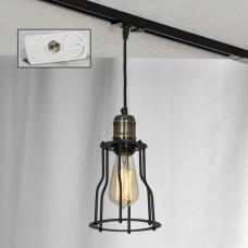 Подвесной светильник Lussole Baldwin LSP-9610-TAW