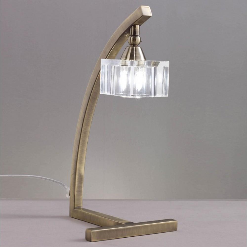 Настольная лампа декоративная Mantra Cuadrax 1104