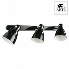 Спот Arte Lamp Mercoled A5049PL-3BK