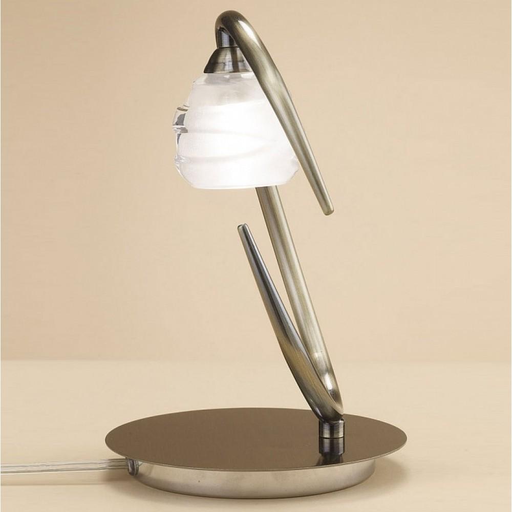 Настольная лампа декоративная Mantra Loop 1827