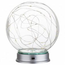 Настольная лампа декоративная Globo Cosila 29934