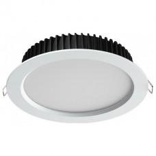 Встраиваемый светильник Novotech Drum 358306
