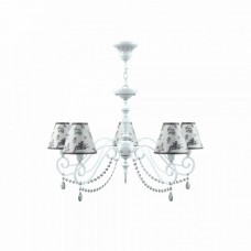 Подвесная люстра Lamp4You Classic 27 E3-05-WM-LMP-O-8-CRL-E3-05-TR-UP