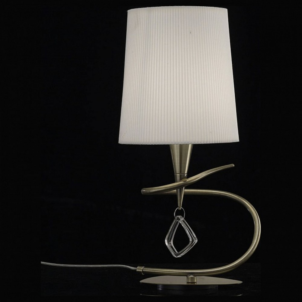 Настольная лампа декоративная Mantra Mara 1629
