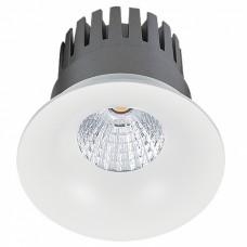Встраиваемый светильник Ideal Lux Solo SOLO 132.1-12W-WT