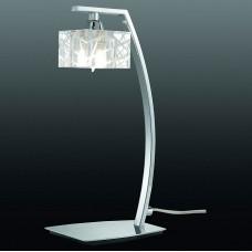 Настольная лампа декоративная Mantra Zen Chrome 1427