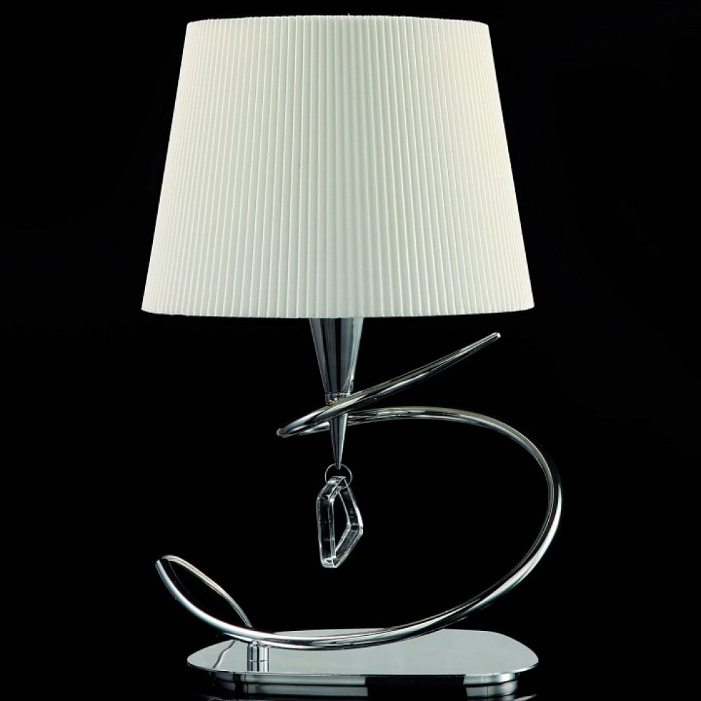 Настольная лампа декоративная Mantra Mara 1650
