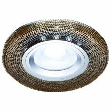 Встраиваемый светильник Ambrella Led S290 S290 BK