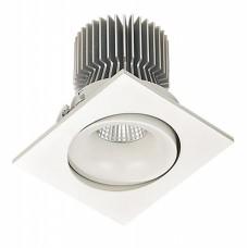 Встраиваемый светильник Ideal Lux Logic 727 LOGIC 727.1-7W-WT
