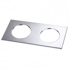 Рамка на 2 светильника Novotech Metis 358250
