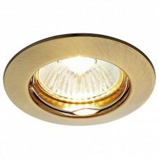 Встраиваемый светильник Ambrella Classic 863A 863A SB