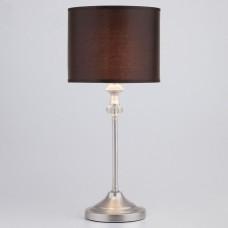 Настольная лампа декоративная Eurosvet Ofelia 01049/1 серебро