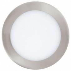 Встраиваемый светильник Eglo ПРОМО Fueva 1 31672