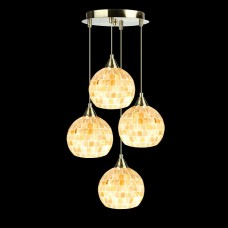 Подвесной светильник 33 идеи AB_S.10 PND.101.04.01.AB+S.10(4)