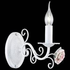 Бра Natali Kovaltseva 11384 OLGA 11384/1W WHITE SILVER