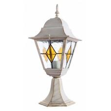 Наземный низкий светильник Arte Lamp Berlin A1014FN-1WG
