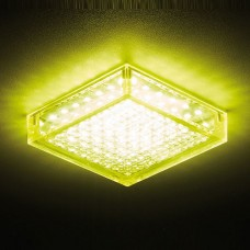 Встраиваемый светильник Ambrella Deco 6 S150 GD 5W 4200K LED