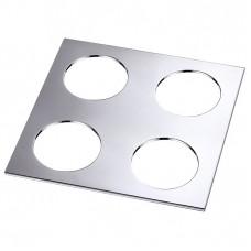 Рамка на 4 светильника Novotech Metis 358252