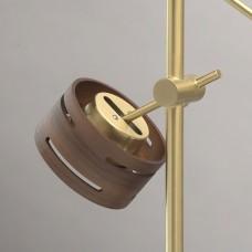Настольная лампа декоративная DeMarkt Чил-аут 725030602