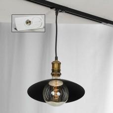 Подвесной светильник Lussole Baldwin LSP-9670-TAW