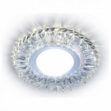 Встраиваемый светильник Ambrella Crystal 2 S260