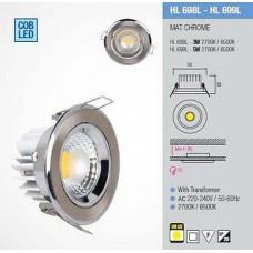 Встраиваемый светильник Horoz Electric Lilya HRZ00000377