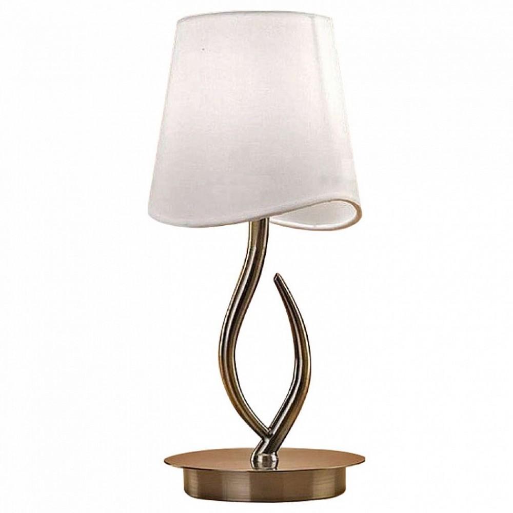 Настольная лампа декоративная Mantra Ninette 1937