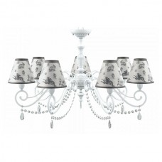 Подвесная люстра Lamp4You Classic 27 E3-07-WM-LMP-O-8-CRL-E3-07-TR-UP