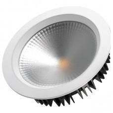 Встраиваемый светильник Arlight Ltd Ltd-220WH-FROST-30W Warm White 110deg