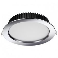 Встраиваемый светильник Novotech Drum 358307