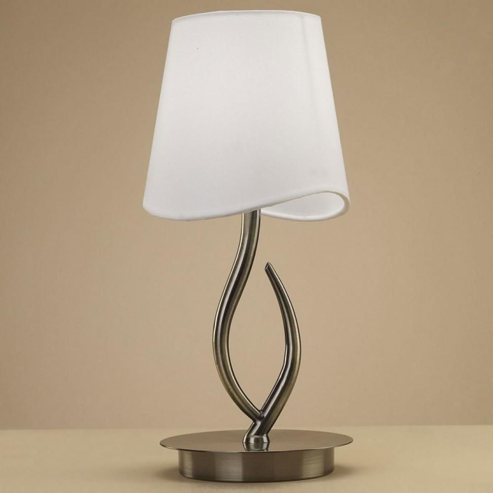 Настольная лампа декоративная Mantra Ninette 1925