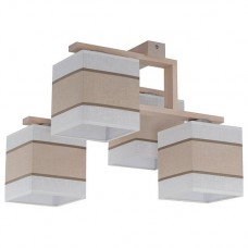 Люстра на штанге TK Lighting Lea 562 Lea white 4