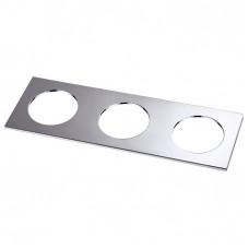 Рамка на 3 светильника Novotech Metis 358251