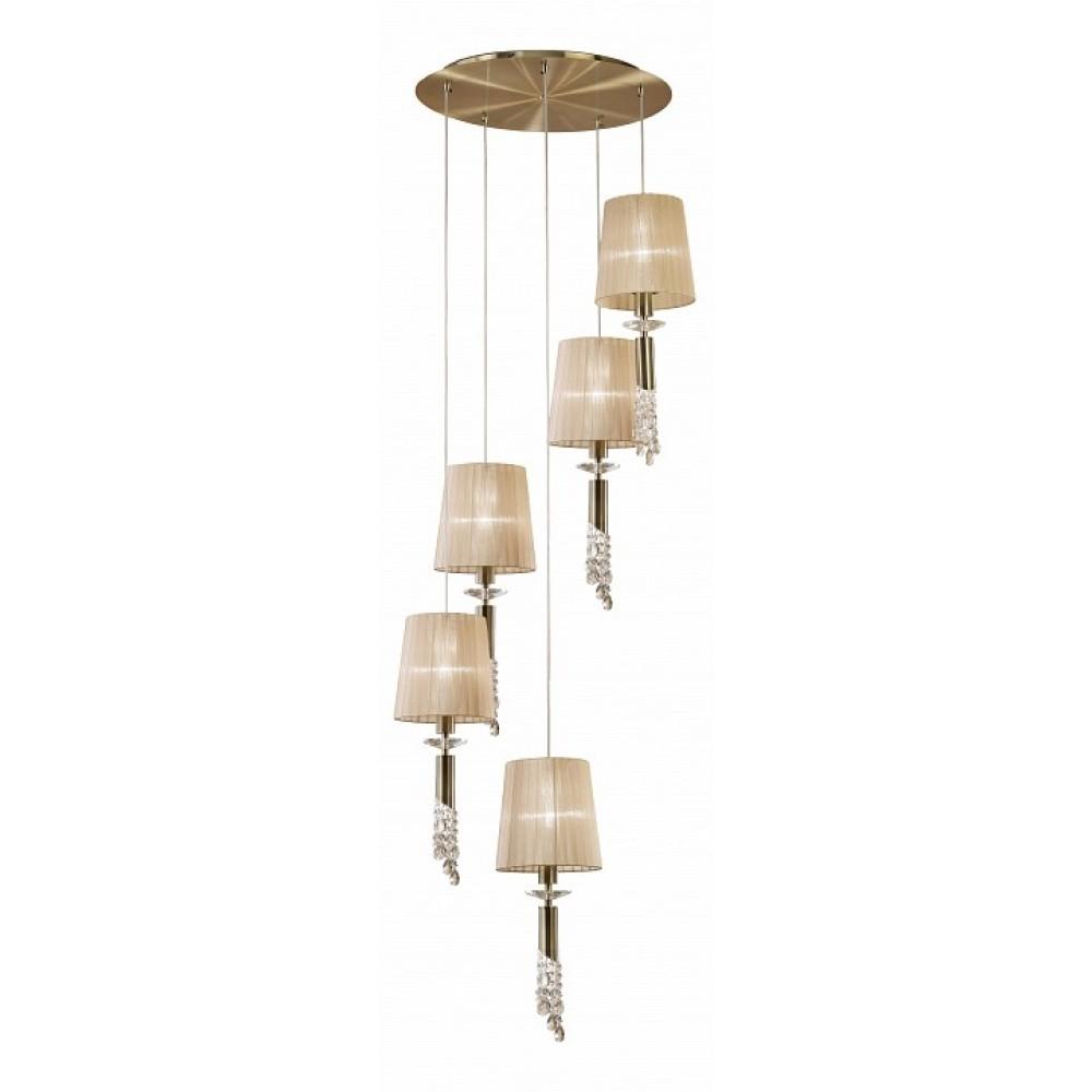 Подвесной светильник Mantra Tiffany 3877