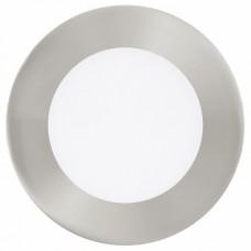 Встраиваемый светильник Eglo ПРОМО Fueva 1 95467