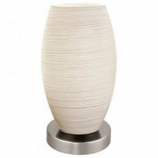 Настольная лампа декоративная Eglo Batista 3 97589