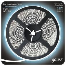 Лента светодиодная Gauss Gauss 312000310