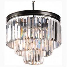 Подвесной светильник Newport 31100 31106/S black+gold